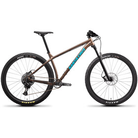 Santa Cruz Chameleon 7.1 AL D-Kit bronze/blue